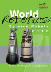 Getting Back on Track: Service Robots 2010