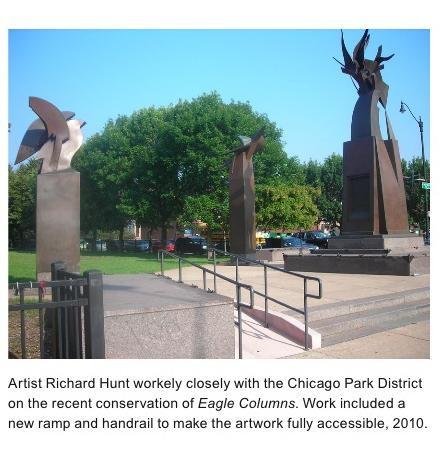 Eagle Columns