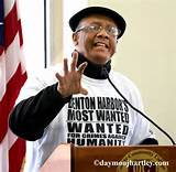 Benton Harbor, Michigan activist Rev. Edward Pinkney