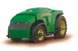 How many will be replaced by the Deere driverless tractor?