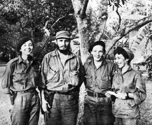 Cuban guerrilleros