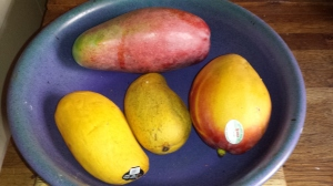 June Mangoes