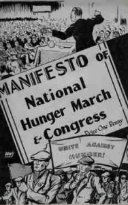 Hunger March National Manifesto