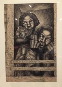 The Children - Charles White (1950)